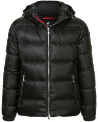 Loveless - Hooded Padded Jacket - Lyst