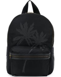 Tomas Maier - Palm Print Backpack - Lyst