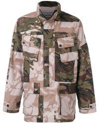 Christopher Raeburn - Camouflage Coat - Lyst