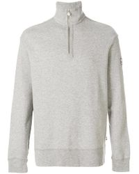 Perfect Moment - Front Zipped Jumper - Lyst