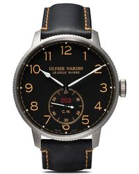 Ulysse Nardin - Marine Torpilleur Limited Edition 44mm - Lyst