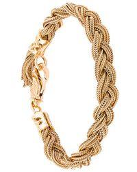 Emanuele Bicocchi | Woven Bracelet | Lyst