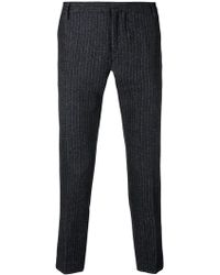 Entre Amis - Pantalon de costume à rayures - Lyst