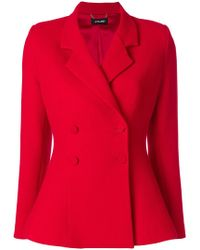 Styland - Double Breasted Blazer - Lyst