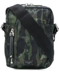 Dolce & Gabbana - Camouflage Shoulder Bag - Lyst