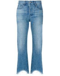3x1 - Austin Cropped Jeans - Lyst