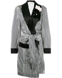 Lanvin - Striped Robe - Lyst
