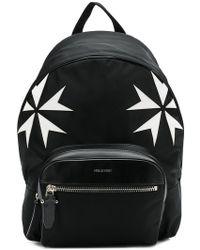 Neil Barrett - Maltese Cross Backpack - Lyst