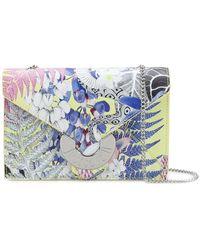 Just Cavalli | Floral Print Shoulder Bag | Lyst