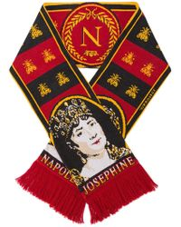 Y. Project - Napoleon Football Scarf - Lyst