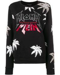 288dc794eb07f Другие товары от Calvin Klein. Philipp Plein - Толстовка 'ls Aloha Plein' -  Lyst