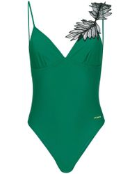 Pinko - Jaqueline Swimsuit - Lyst