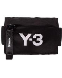 Y-3 Manchettes de sport à logo