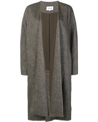 Enfold - Oversized Fit Coat - Lyst