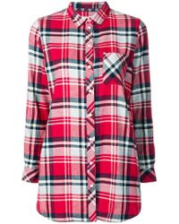 Barbour - Bressay Check Shirt - Lyst