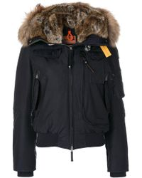 Parajumpers - Cropped Hooded Parka - Lyst