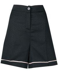 Liu Jo - A-line Shaped Shorts - Lyst