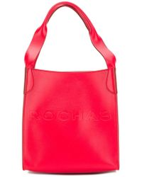 Rochas - Boxy Tote Bag - Lyst