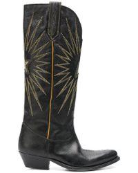 Golden Goose Deluxe Brand - Stivali decorati - Lyst