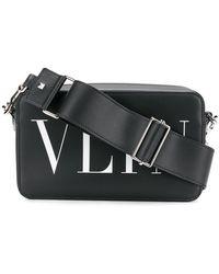 Valentino - Vltn Crossbody Bag - Lyst