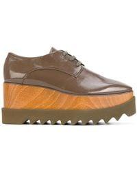 Stella McCartney - Elyse Platform Shoes - Lyst