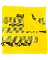 Y-3 - Knit Scarf - Lyst