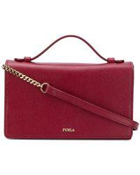 Furla - Foldover Top Bag - Lyst
