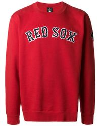 Marcelo Burlon - Red Sox Slogan Sweatshirt - Lyst