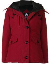 Canada Goose - Rideau Parka Jacket - Lyst