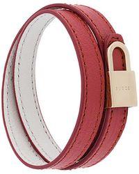 Buscemi - Double Lock Bracelet - Lyst