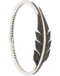 Stephen Webster - Open Diamond Feather Bracelet - Lyst