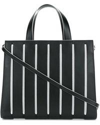 Max Mara - Striped Boxy Tote - Lyst