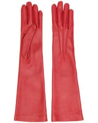 Jil Sander - Mid Length Gloves - Lyst