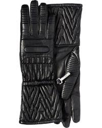 4c8306db8fbdd Prada - Handschuhe aus Leder - Lyst