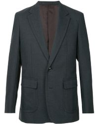 Kolor - Classic Fitted Blazer - Lyst
