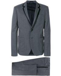 Balmain - Straight-fit Formal Suit - Lyst
