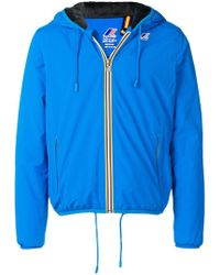 K-Way - Jacques Ripstop Jacket - Lyst
