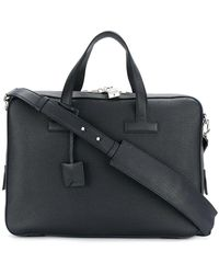 Tom Ford - Textured Briefcase - Lyst