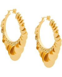 Paula Mendoza - Embera Hoop Earrings - Lyst