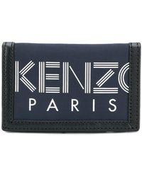 KENZO - Trifolded Velcro Wallet - Lyst