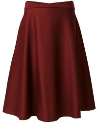 Chalayan - Flared Skirt - Lyst