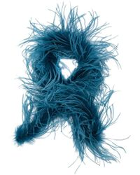Forte Forte - Feather Scarf - Lyst