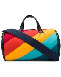 Anya Hindmarch - Barrel Stripes Tote - Lyst
