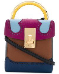 the VOLON - Great L Alice Mini Bag - Lyst