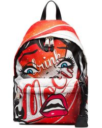 Moschino - #eyes Backpack - Lyst