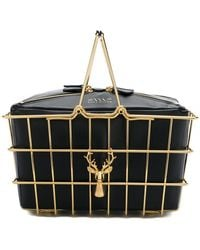 SAVAS - Shopping Basket Bag - Lyst