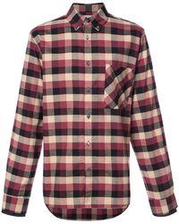Public School - Checked Shirt - Lyst
