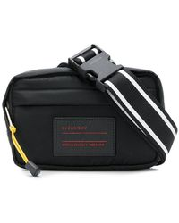 Givenchy - Logo Patch Belt Bag - Lyst