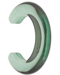 Lizzie Fortunato - Ridge Cuff Round Bracelet - Lyst