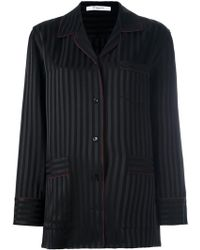 Givenchy - Striped Pyjama Shirt - Lyst